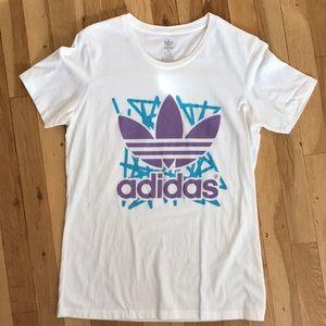 Adidas shirt sleeve shirt